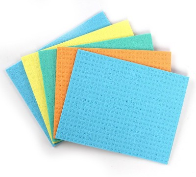 Houzfull Kitchen Wipe Scrub Pad