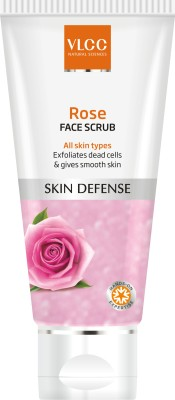 VLCC Rose Face  Scrub