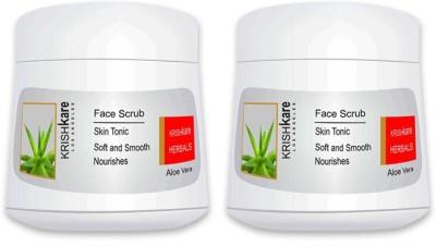 Krishkare Face Scrub Aloe Vera Scrub