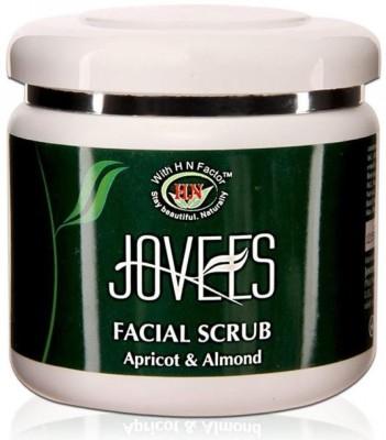 Jovees Facial Scrub Apricot & Almond Scrub