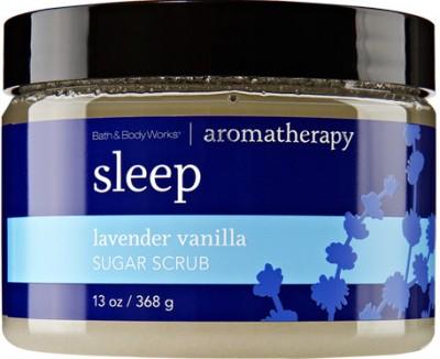 Bath & Body Works Lavender Vanilla Scrub