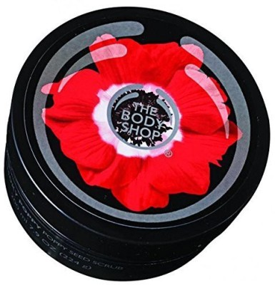 The Body Shop Smoky Poppy Seed Scrub(223.886 g)