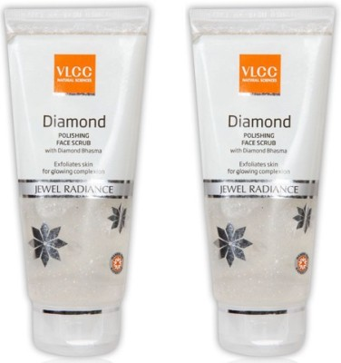 VLCC Diamond Polishing Pack of 2 Scrub