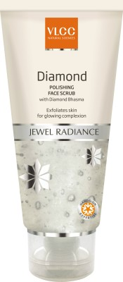 VLCC Diamond Polishing Face  Scrub
