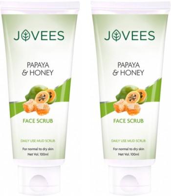 Jovees Papaya & Honey Face Scrub