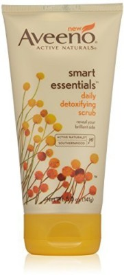 Aveeno Smart Essentials Daily Detoxifying Scrub(141 g)