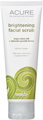 Acure organics argan stem cell + chlorella growth Scrub