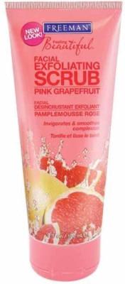 Freeman Beautiful Pink GrapeFruit Exfoliating  Scrub