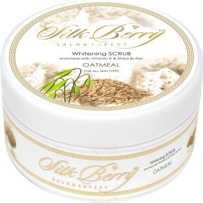 Silk Berry Oatmeal Whitening Scrub
