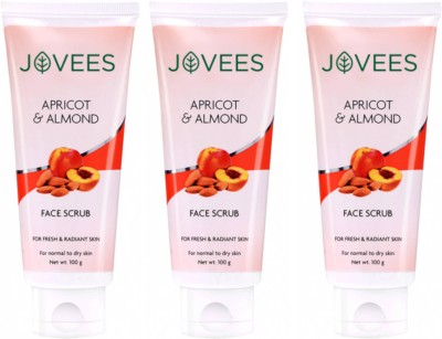 Jovees Apricot & Almond Facial  Scrub