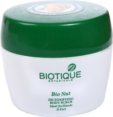 Biotique Bio Nut De-Toxifying Body  Scrub