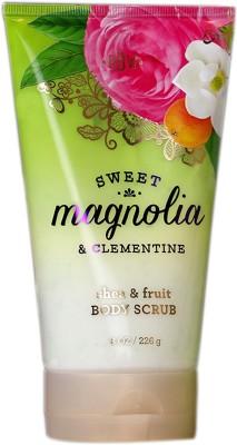 Bath & Body Works Sweet Magnolia & Clementine Body  Scrub