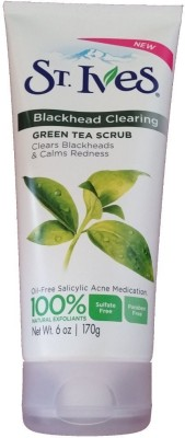 St. Ives Blackhead Clearing Green Tea Scrub