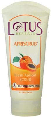 Lotus Herbals Fresh Apricot  Scrub