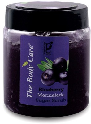 the body care Blueberry marmalade sugar Scrub