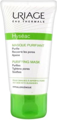 Uriage Hyseac Exfoliating Mask 100ml Scrub
