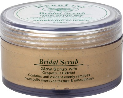 Herbline Glow  Scrub