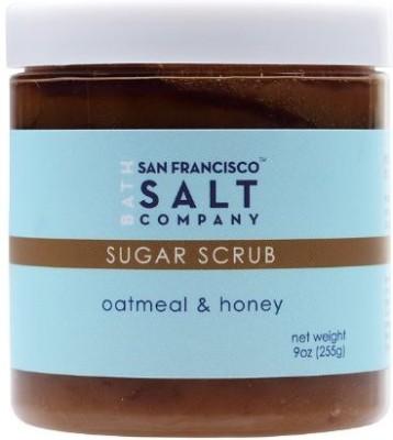 San Francisco Bath Salt Company brown sugar scrub - oatmeal Scrub