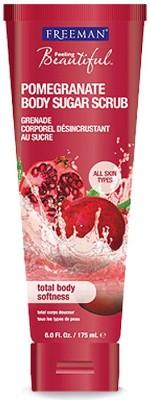 Freeman Pomegranate Body Sugar  Scrub
