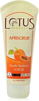 Lotus Fresh Apricot Scrub