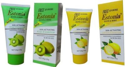 Estonia Hand&Body cleansing gel Scrub