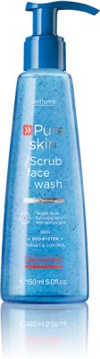 Pure Skin Face Wash Deep Action Scrub