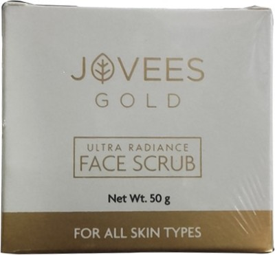 Jovees Gold Ultra Radiance Face Scrub(50 g)