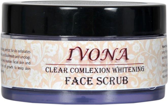 Ivona CLEAR COMLEXION WHITENING FACE Scrub(50 g)