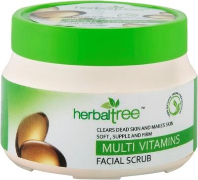 Herbal Tree Multi Vitamin Face  Scrub