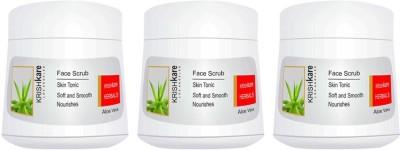 Krishkare Aloe Vera Face Combo Of 3 Scrub