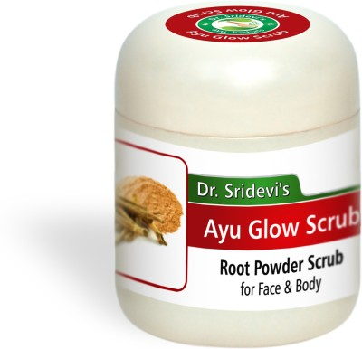Dr. Sridevi,s Ayu Glow Scrub - Root Powder Scrub
