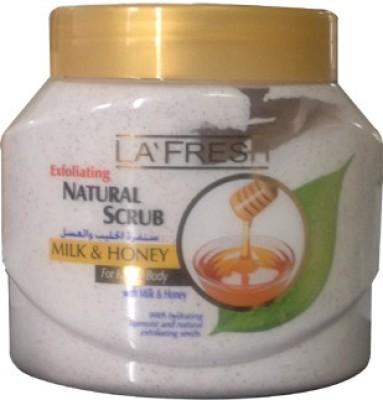 Lafresh Milk & Honey Scrub