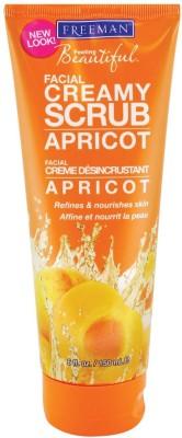 Freeman Beautiful Apricot Creamy  Scrub