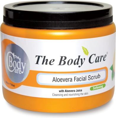The Body Care Aloevera Scrub 500g Scrub