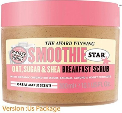 Soap & Glory the breakfast scrub body exfoliator 300ml Scrub