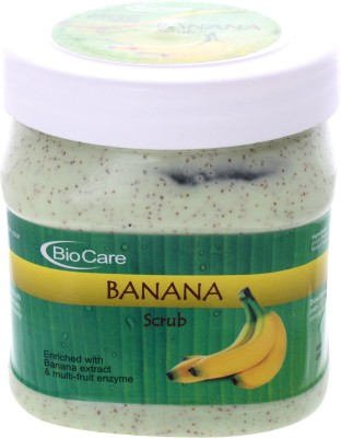 Biocare Banana Scrub Enriched Scrub