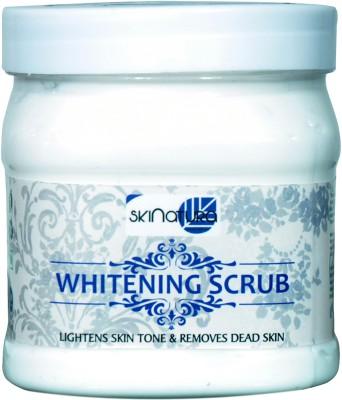 Skinatura whitening face & body cream scrub Scrub(500 ml)