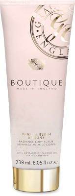 BOUTIQUE VANILLA BLUSH & PEONY Scrub