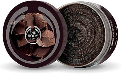 The Body Shop Chocomania Sugar Body Scrub(220 g)