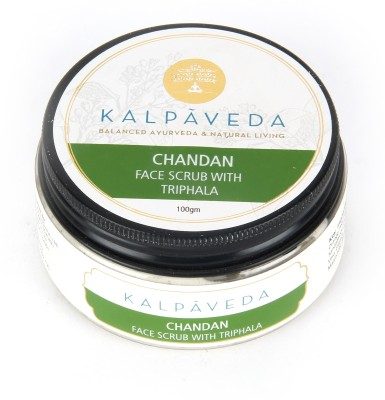 Kalpaveda Chandan Face  Scrub