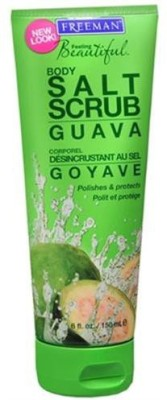 Freeman Beautiful Salt Guava Corporel Scrub