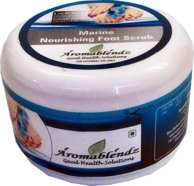 Aromablendz Marine Salt Foot Scrub