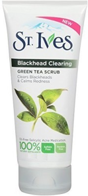 St. Ives Blackhead Clearing Green Tea Scrub(169 g)