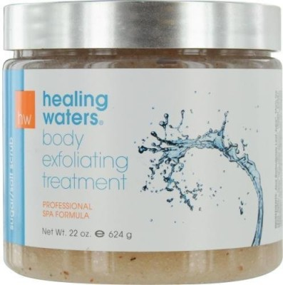 Aromafloria healing waters body exfoliating treatment Scrub