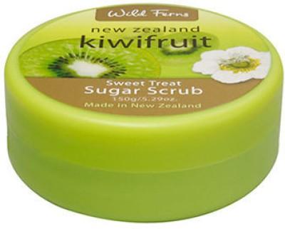 Wild Ferns Kiwifruit Sweet Treat Sugar  Scrub