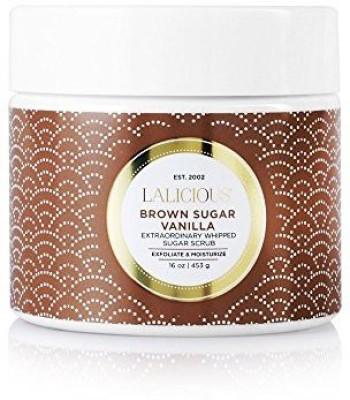 Lalicious brown sugar vanilla sugar Scrub