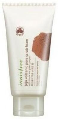 Innisfree jeju volcanic pore scrub foam Scrub(150 ml)