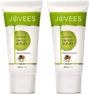 Jovees De-Tan Face Scrub(200 g)