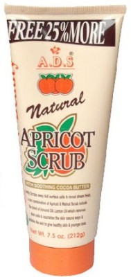 ADS Natural Apricot  Scrub