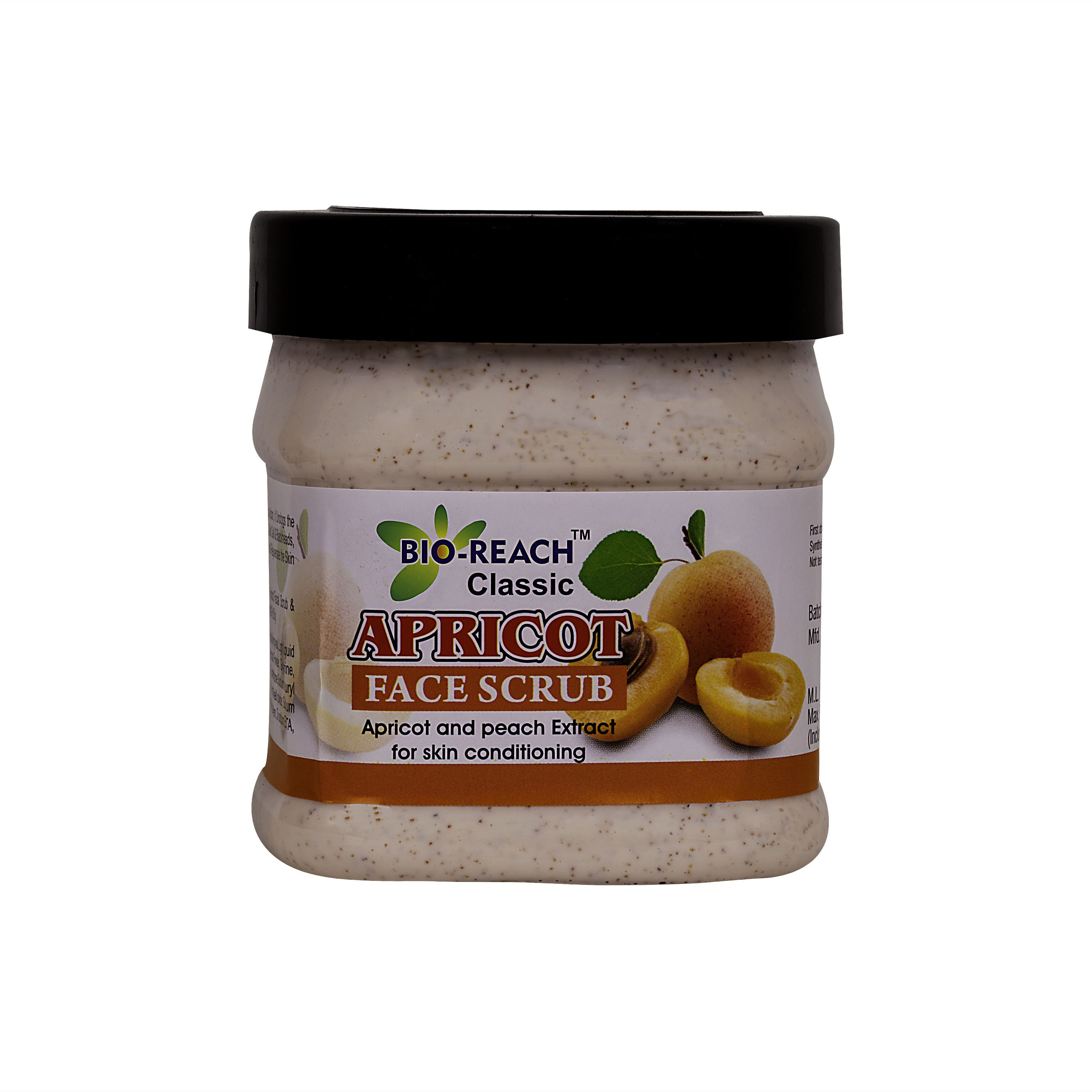 Bio-Reach Apricot Face  Scrub(500 ml)